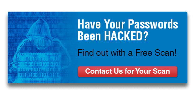 have your password been hacked?