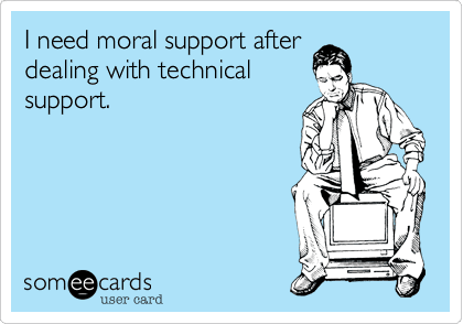 someecards IT support