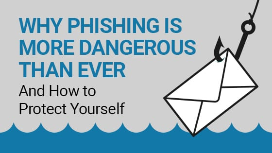 Phishing and why it is dangerous