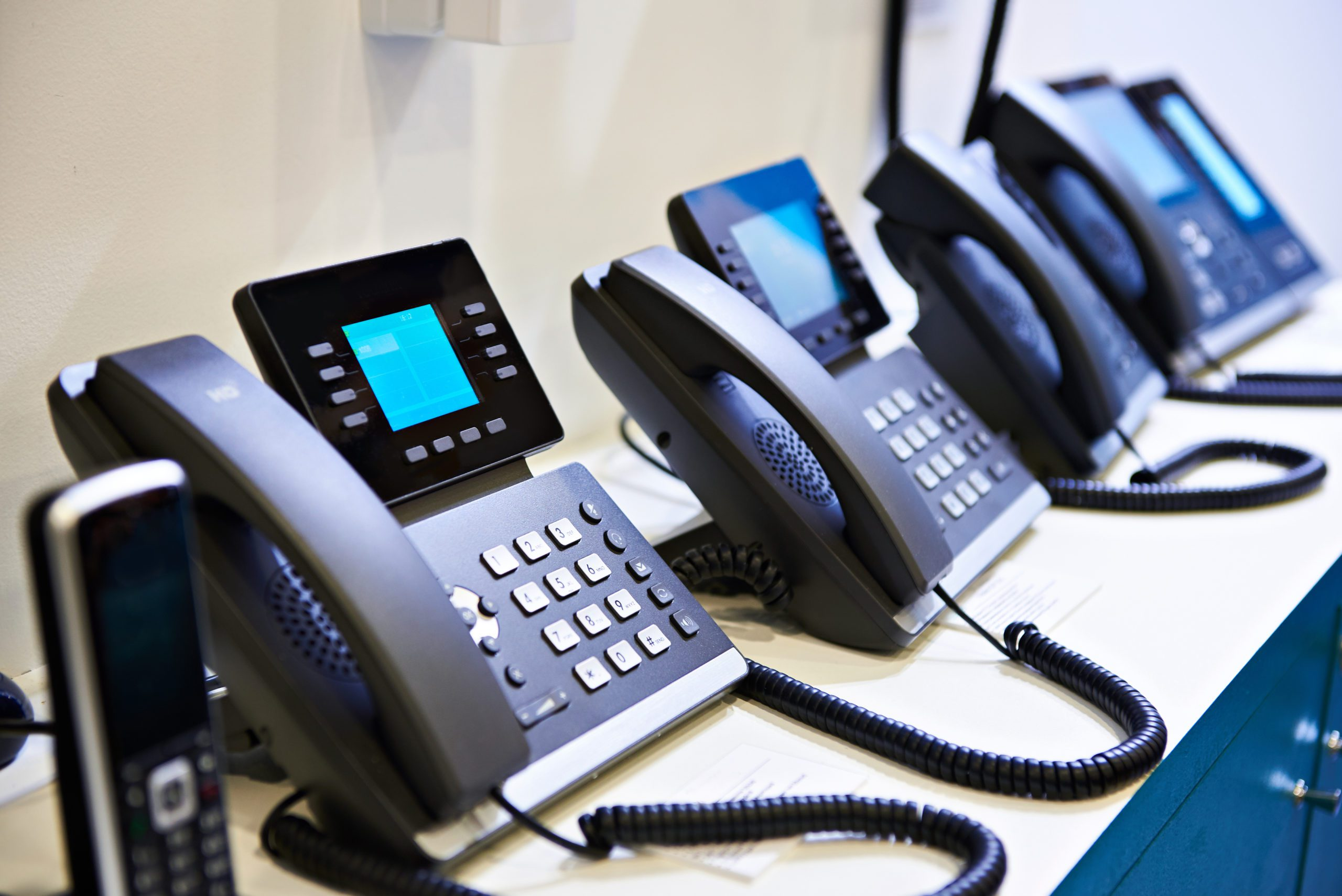 small business VoIP phones