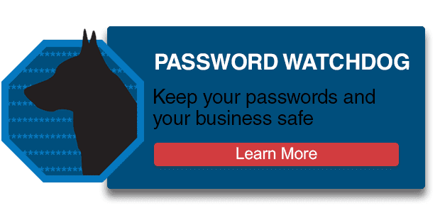 Password Watchdog banner