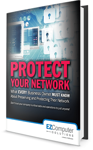 Protect Your Network book cover