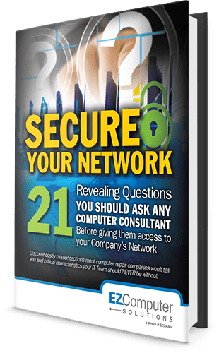 Secure Your Network book cover