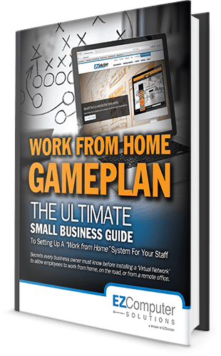 Work From Home Gameplan book cover