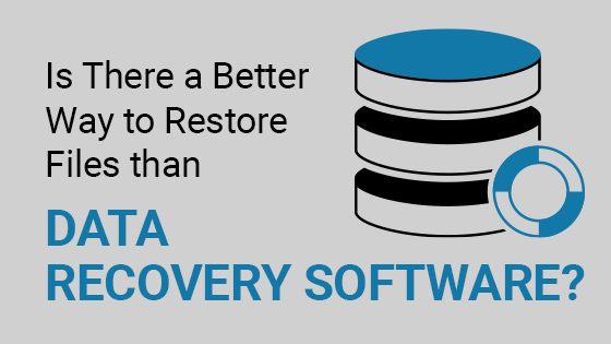 data recovery software header