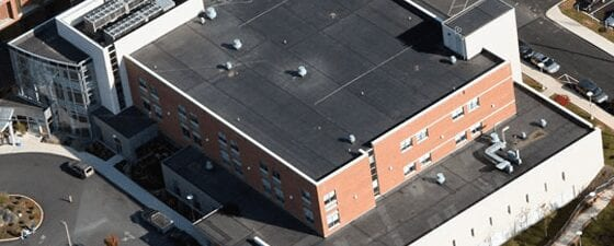 Institutional Roofing Services