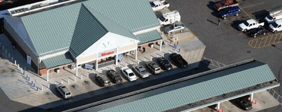 Custom Metal Roofing Services