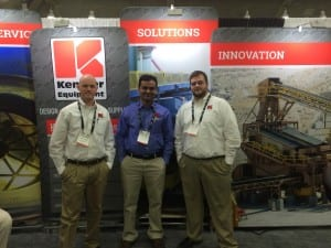 Kemper booth at AGG1 in Baltimore March 17-19