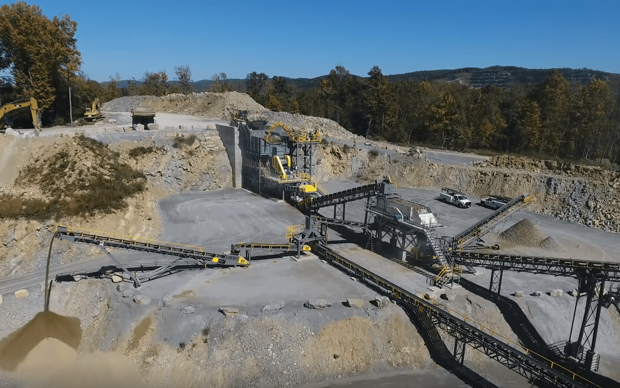 Conveyors vs. Trucks:  What's the best way to transport your materials?