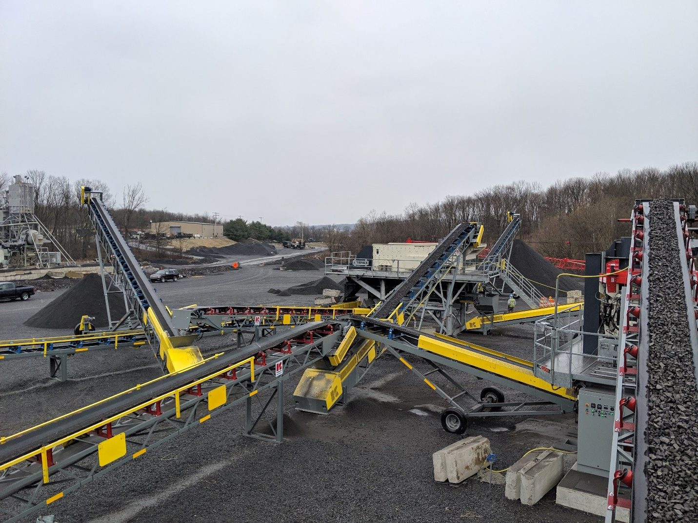 Success Story: How Kemper Helped a Local Construction Aggregate Producer Improve Production