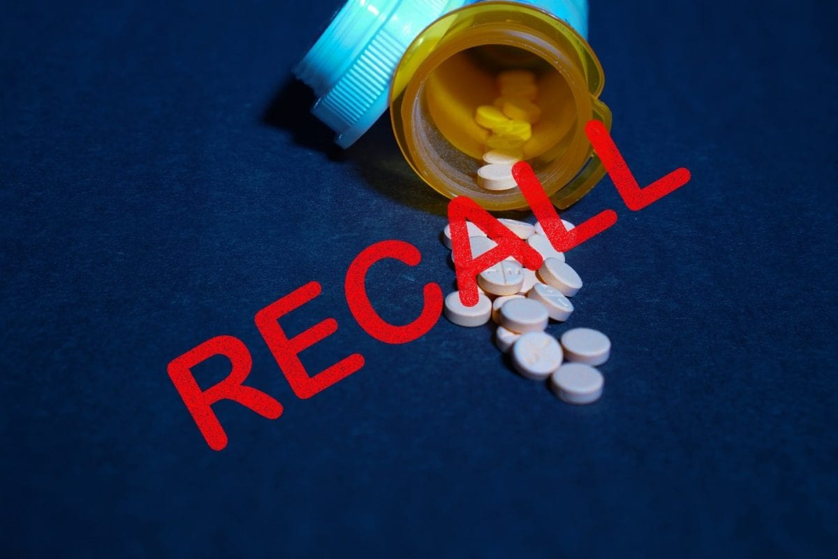 Things You Should Know About a Drug Recall