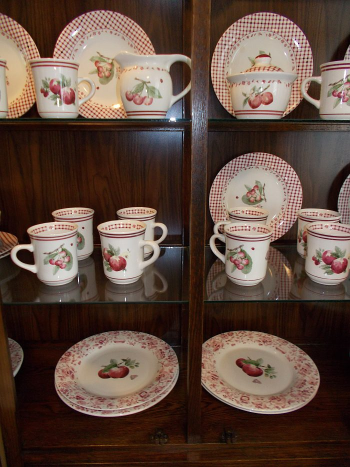 Cups and Plates for sale