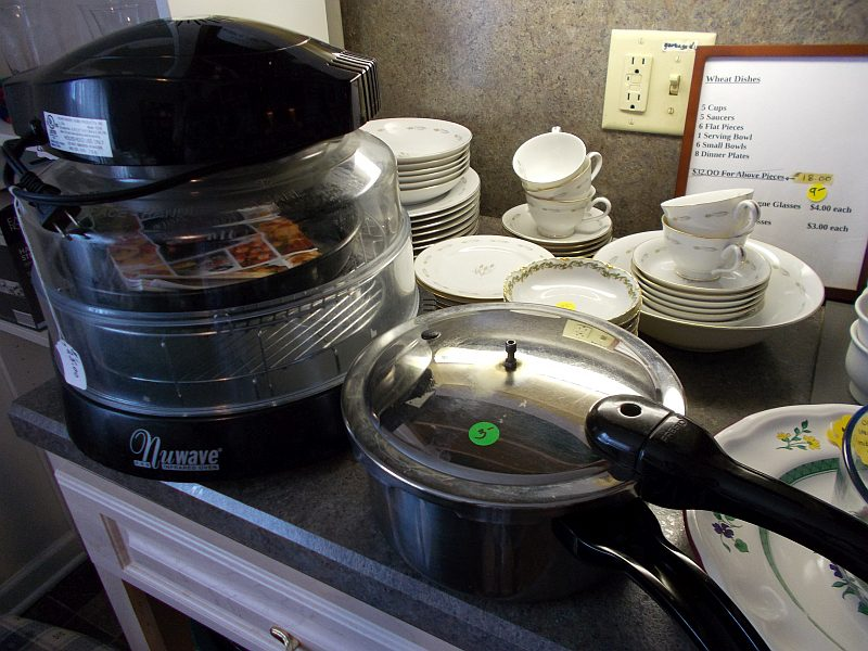 Nu wave and pots for sale