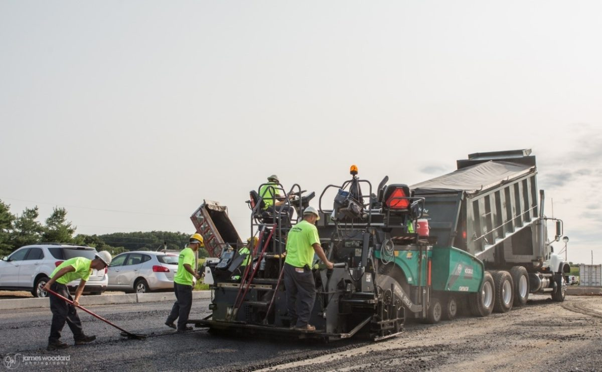 How to Minimize Business Disruption During Your Paving Project