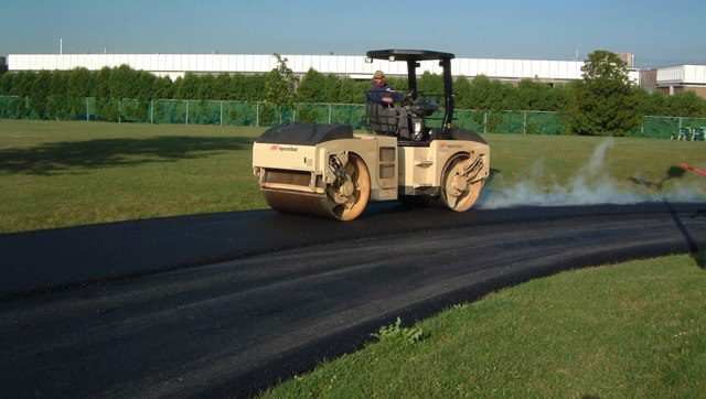 An Overview of Commercial Paving Options